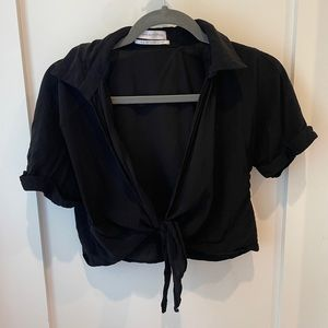 Urban Outfitters front-tie Crop Top